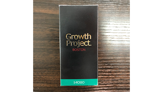 Growth Project. BOSTON ボストン